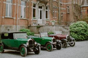 Rallye ancêtres Lonzée