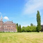 château et parc - Domaine de Lonzée