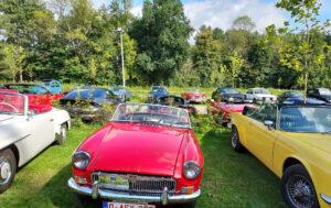 Rallye voitures Lonzée